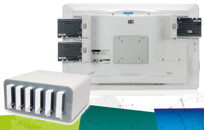 WYSIWYG - iEi komputery medyczne baterie hot swap.jpg